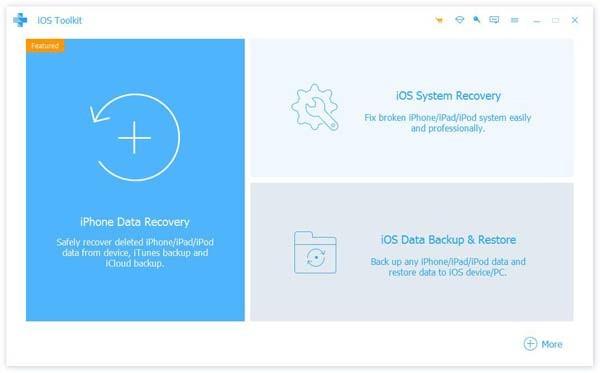 Apeaksoft iOS System Recovery(iOS体系修复软件)