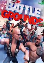 WWE2K竞技场