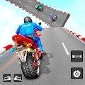 飞行特技摩托车赛