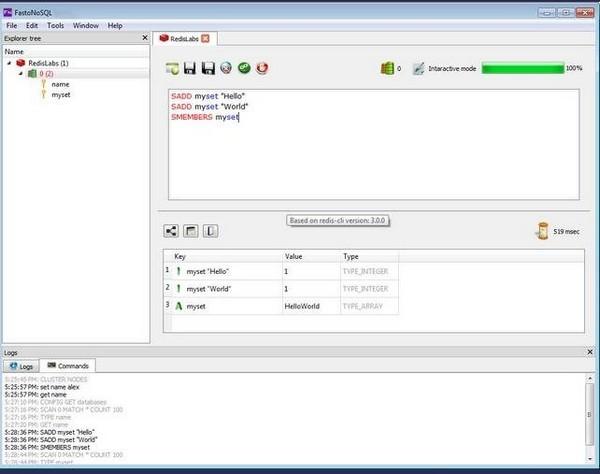 FastoNoSQL(数据库管理工具)