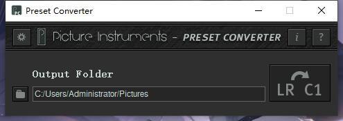 Preset Converter Pro(�A�O�D�Q器)