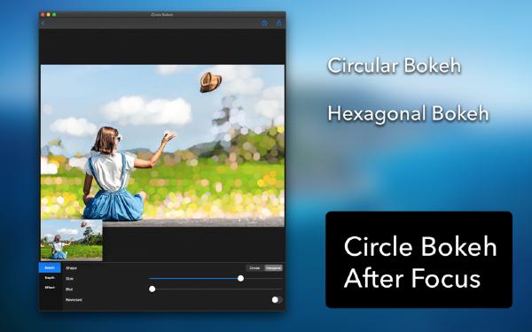 Circle Bokeh Mac版