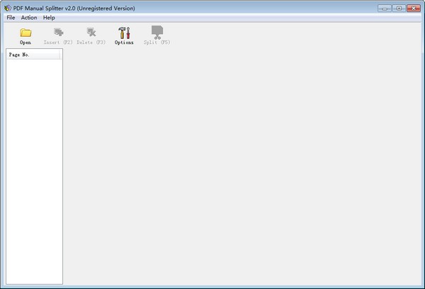 VeryPDF PDF Manual Splitter(PDF分割软件)