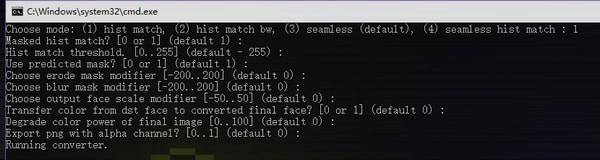Deepfacelab(换脸软件)