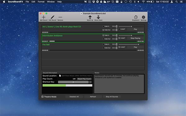 SoundBoard FX Mac版