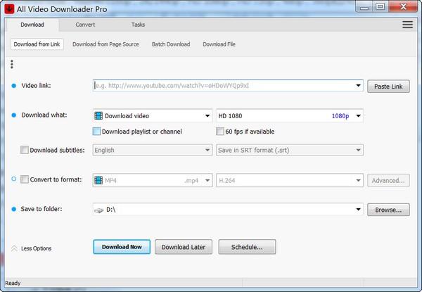 All Video Downloader Pro(视频下载工具)
