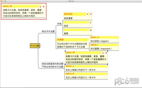 高效脑图Mac版