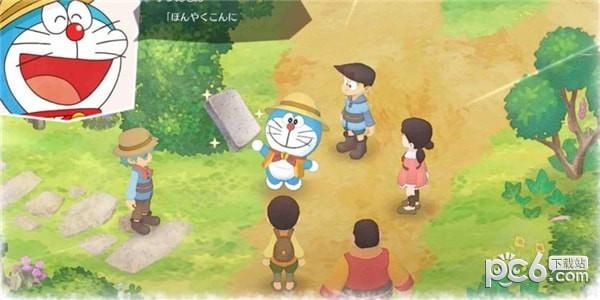 哆啦A梦大雄的牧场物语