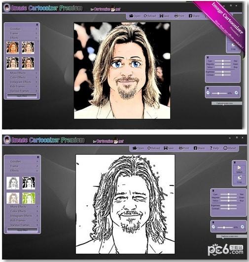 Image Cartoonizer Premium(照片卡通化软件)