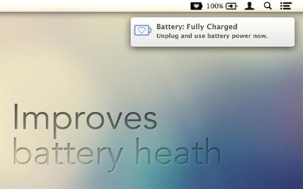 Battery Minder Mac版
