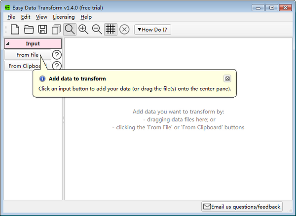 Easy Data Transform下载 v1.7.0免费版 免费数据恢复软件