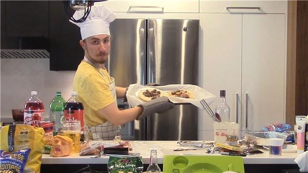 提米的烹饪秀