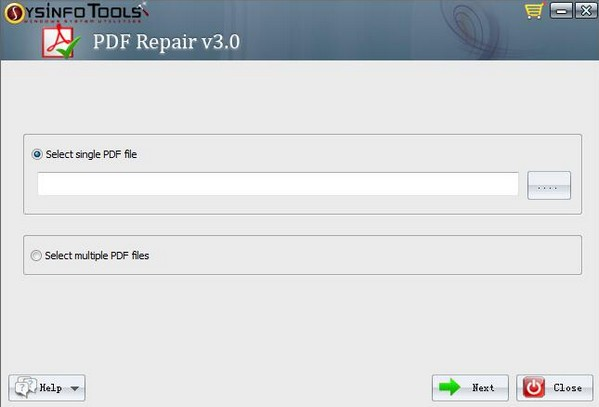 SysInfoTools PDF Repair(PDF修复工具)