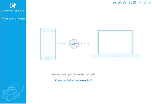 Coolmuster iOS Eraser(ios設備數據清除軟件)