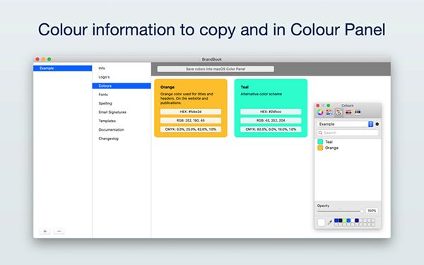 BrandBook for Mac-BrandBook Mac版下载 V1.0
