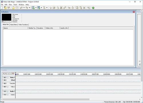 Video Edit Magic(视频编辑软件)