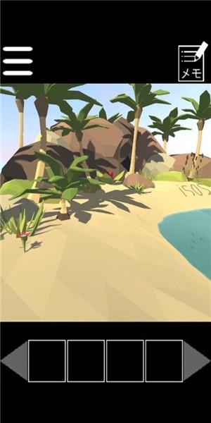 从一个荒岛逃生