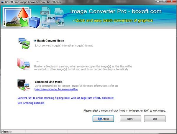 Boxoft Image Converter Pro(图片格式转换器)