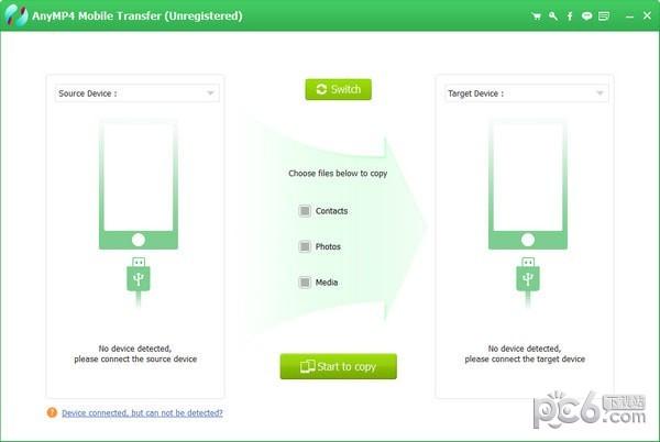 AnyMP4 Mobile Transfer(手�C����鬏��件)