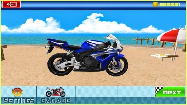 摩托骑士特技赛车(图2)