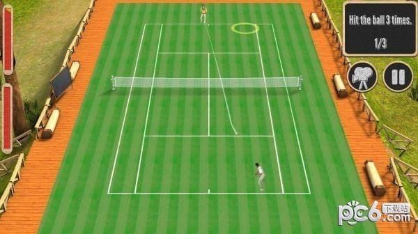 网球世界电脑版