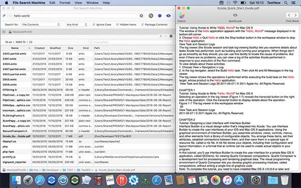 File Search Machine Mac版